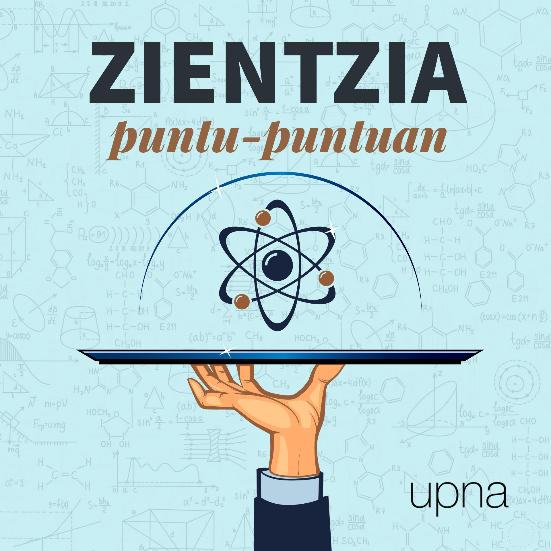 Show artwork for Zientzia puntu-puntuan