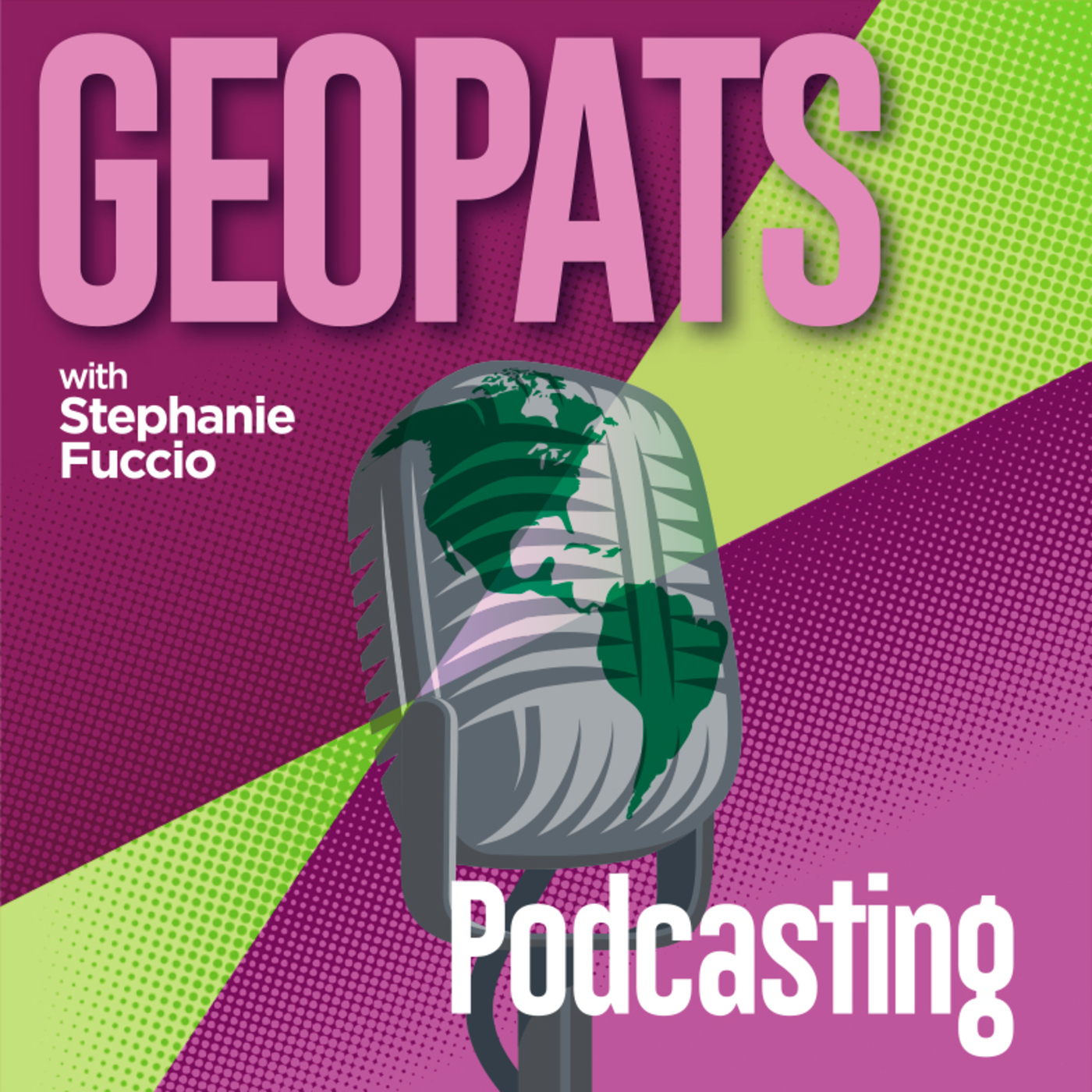 Artwork for podcast Geopats Podcasting