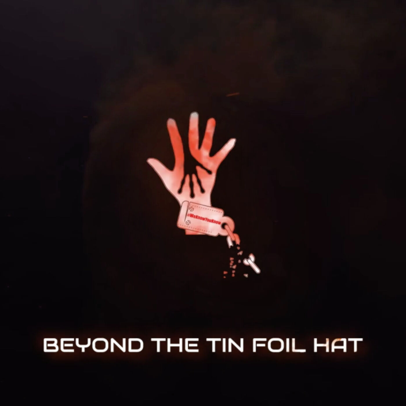 Show artwork for Beyond The Tin Foil Hat - with James Dalzell