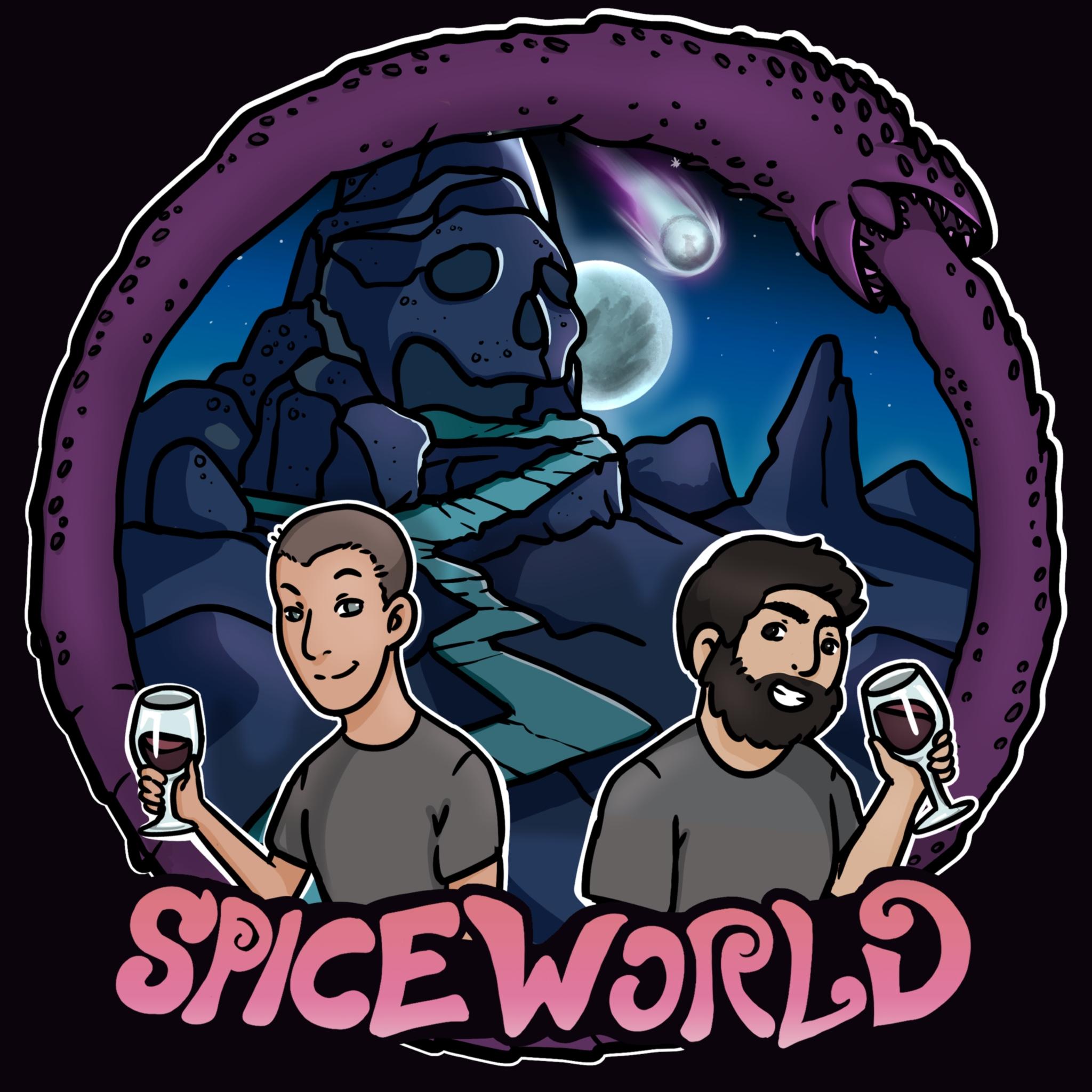 Artwork for podcast Spice World