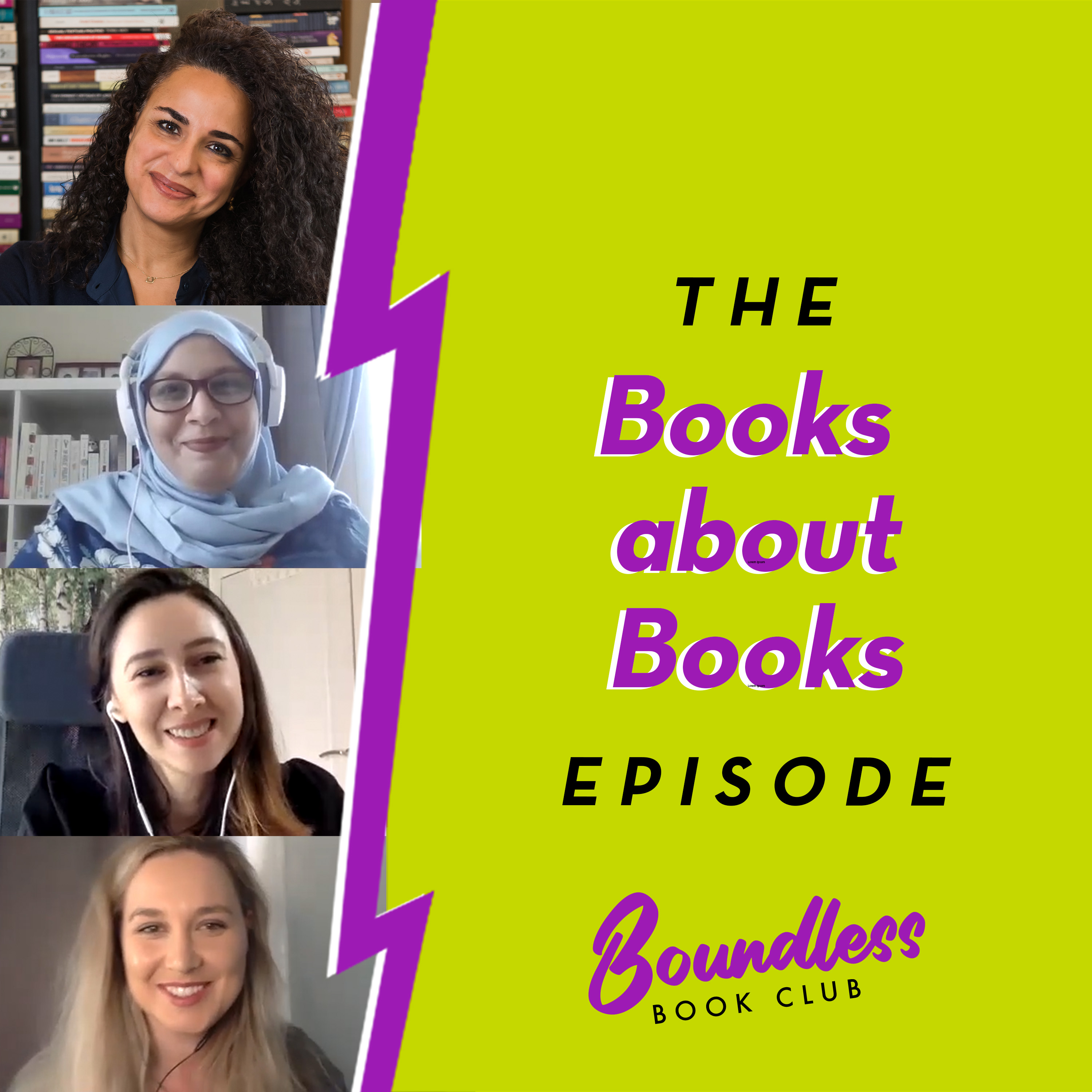 Artwork for podcast The Boundless Book Club