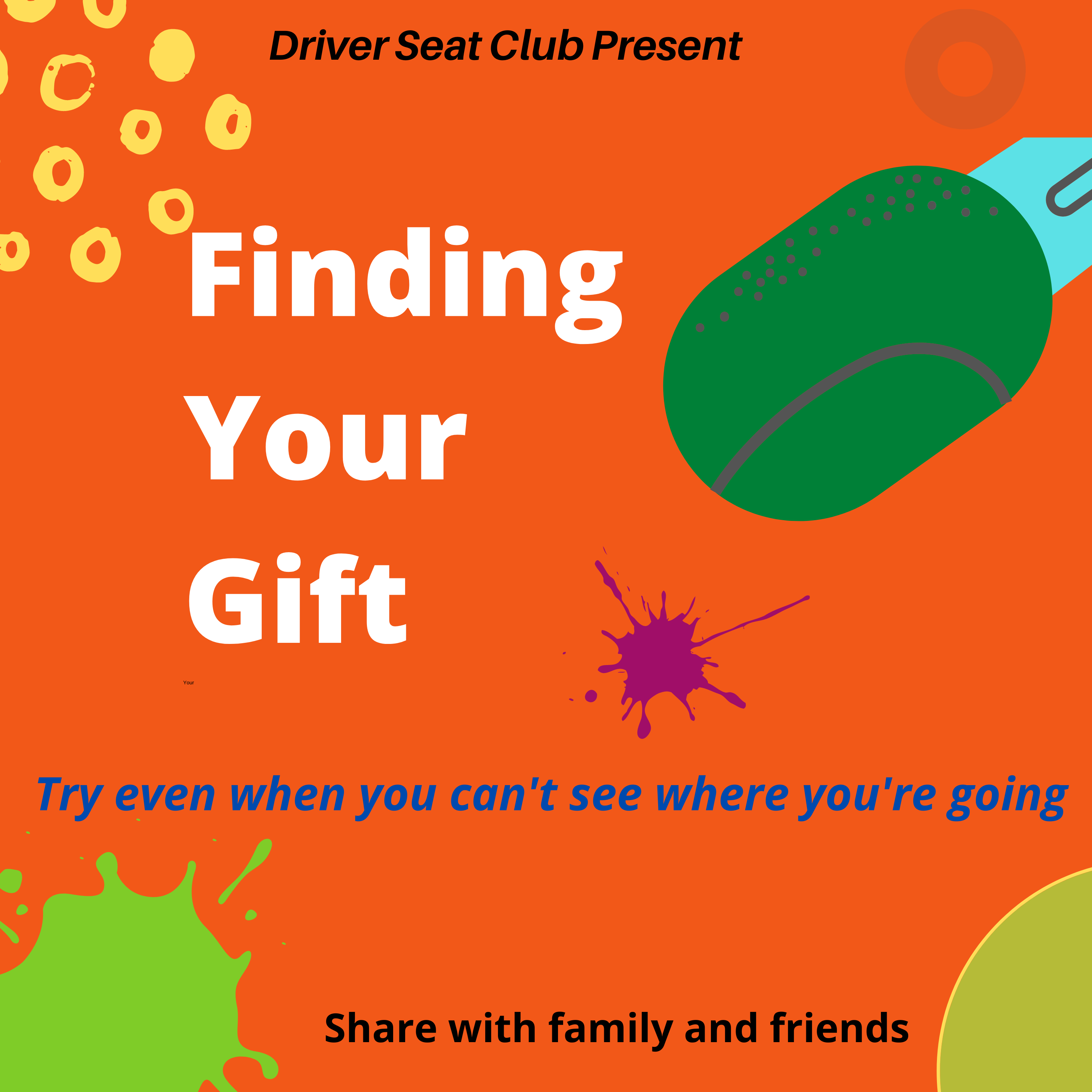 Artwork for podcast Driver Seat Club with Dr. Valerie. J.Dugamin
