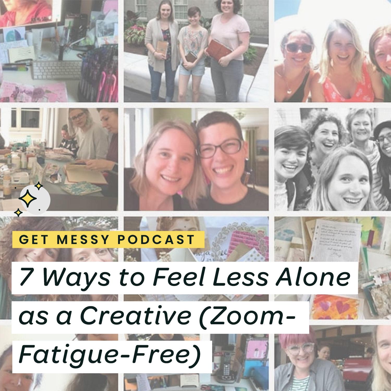 Artwork for podcast Get Messy Podcast