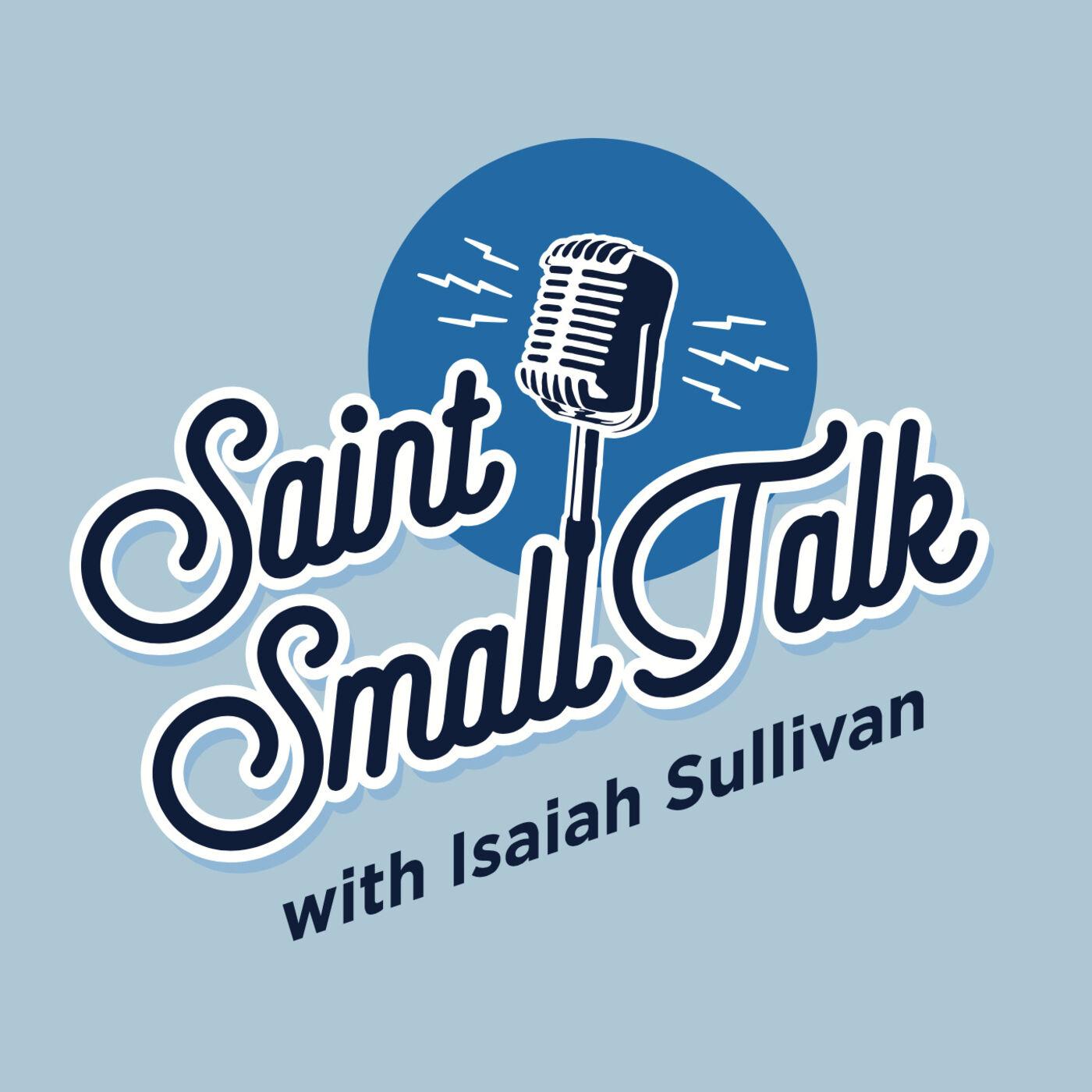 Show artwork for Saint Small Talk