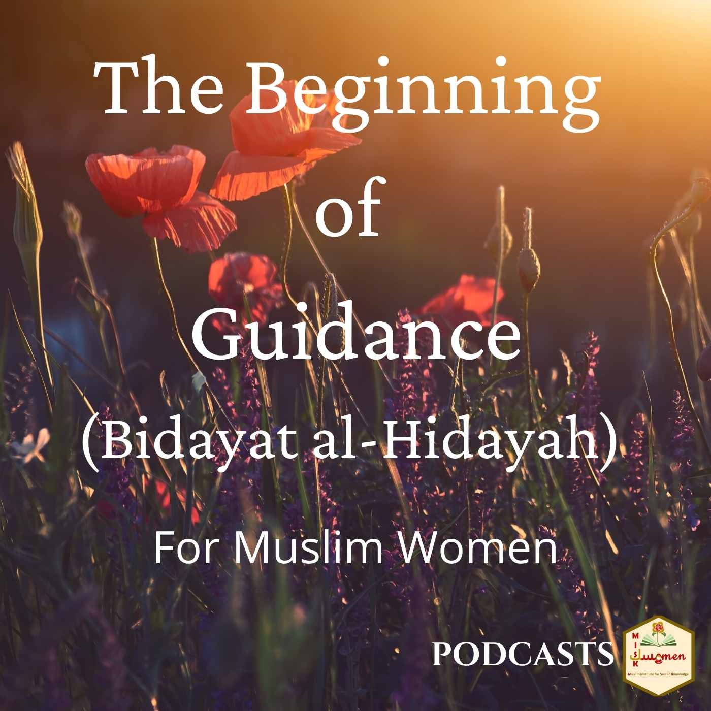 Show artwork for The Beginning of Guidance for Muslim Women