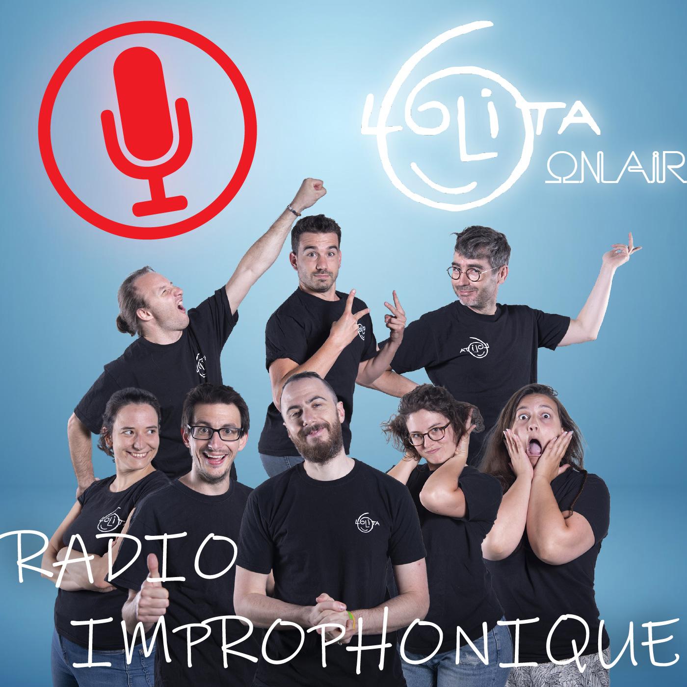 Artwork for podcast Radio improphonique