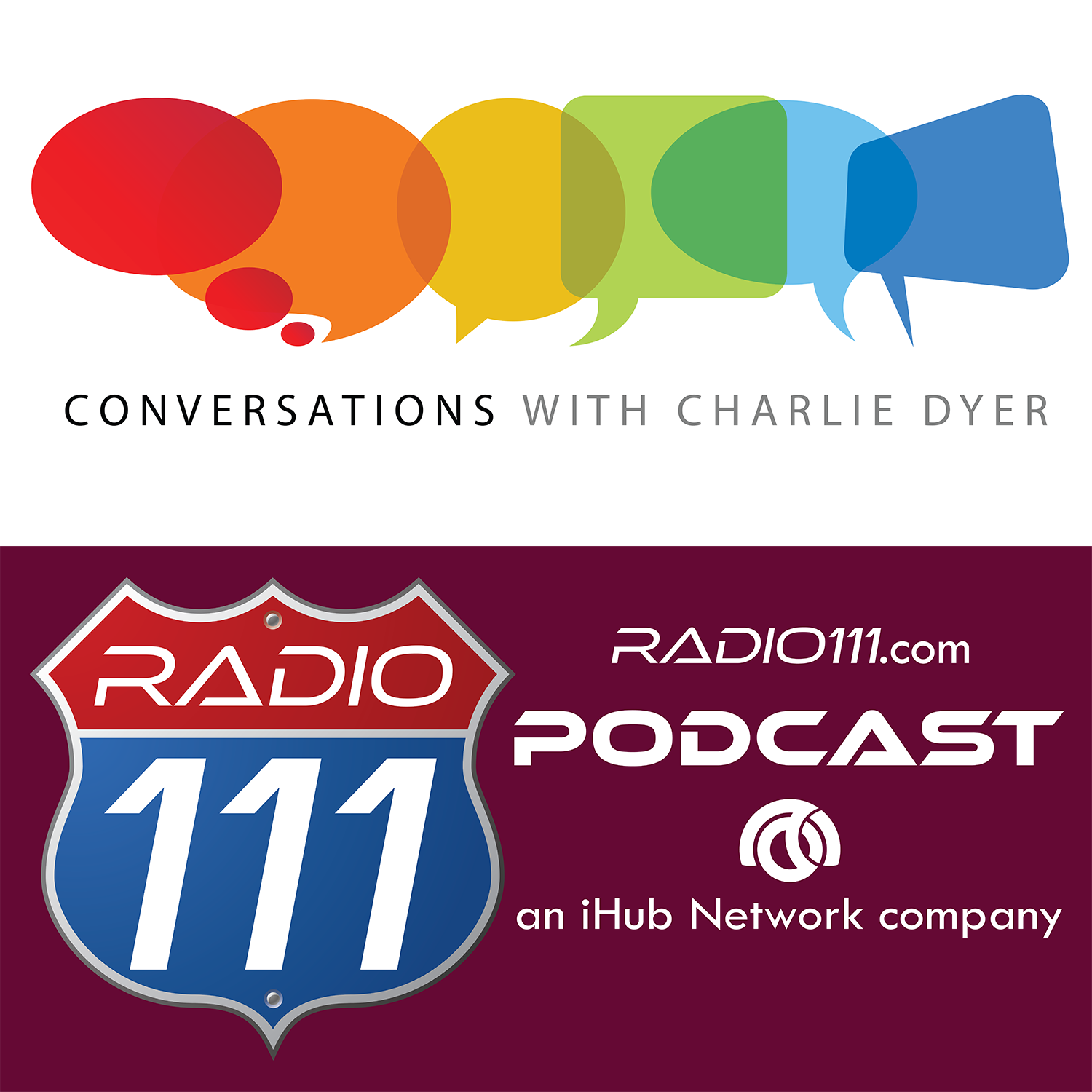 Show artwork for Conversations with Charlie Dyer