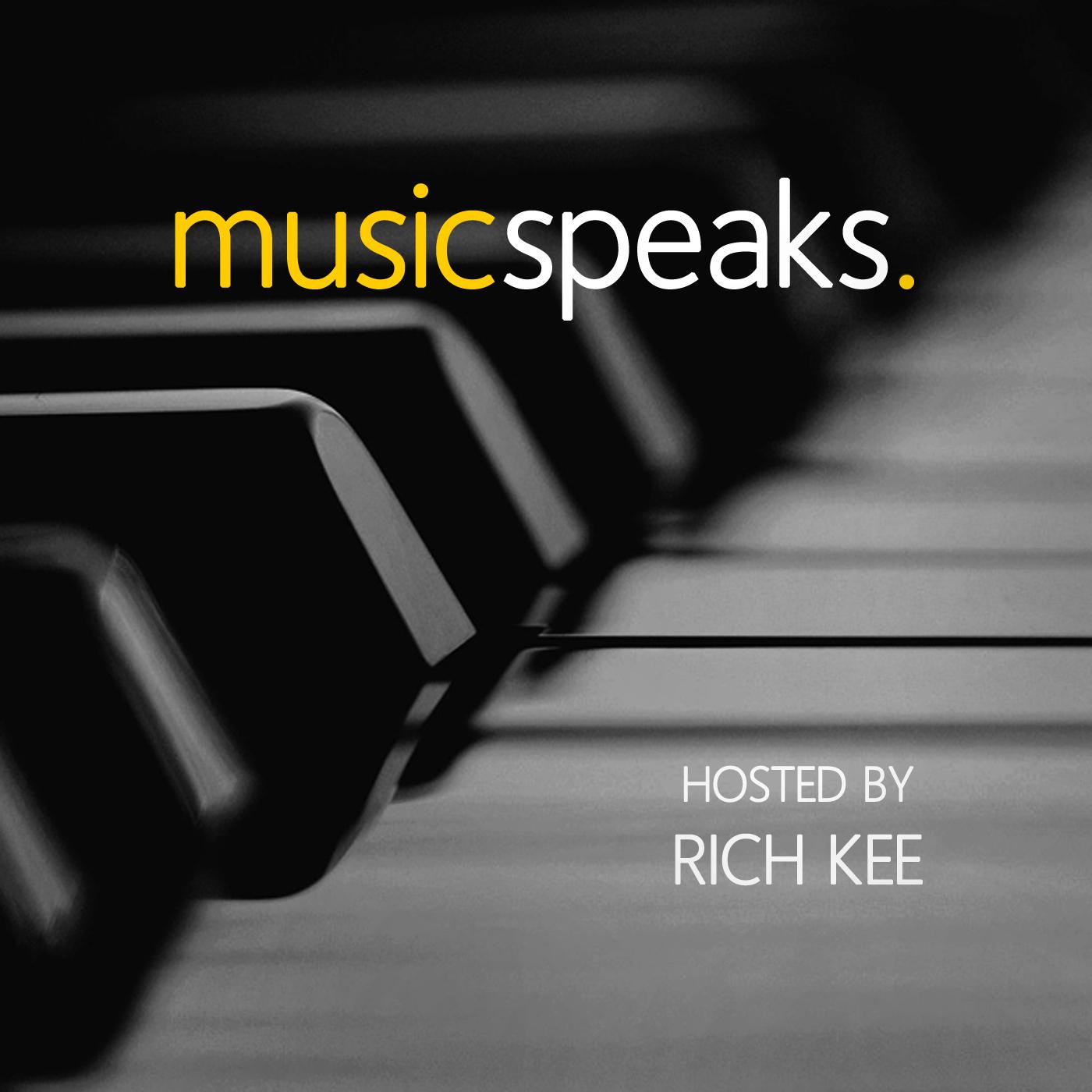 Artwork for podcast Music Speaks