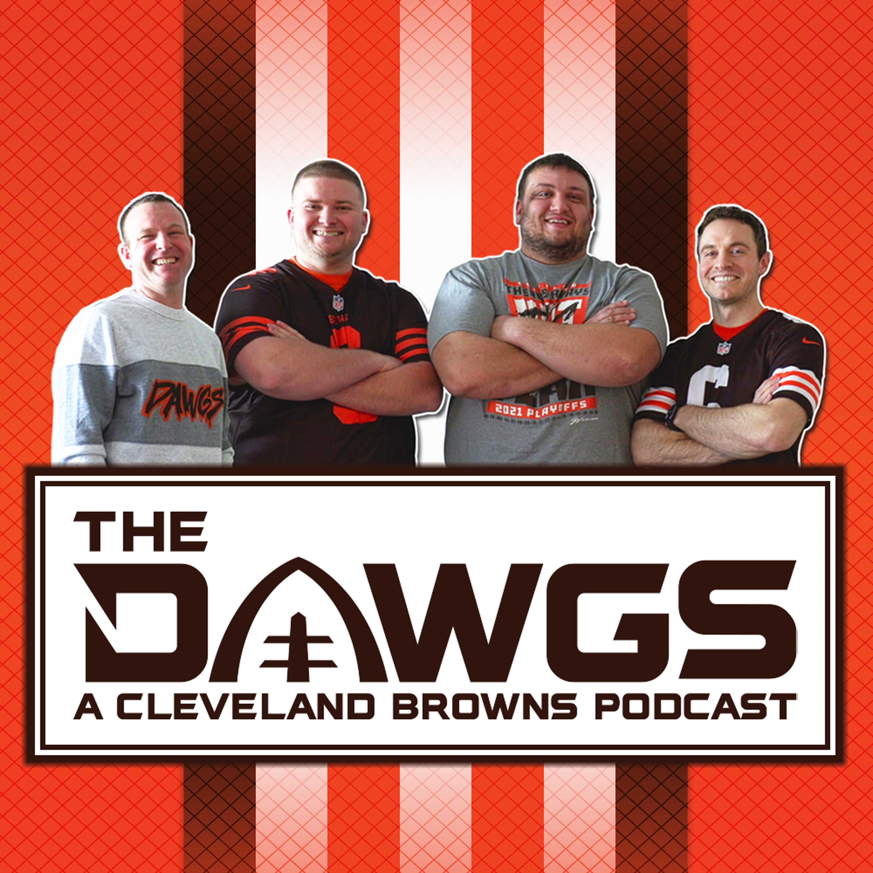 Artwork for podcast The Dawgs - A Cleveland Browns Podcast