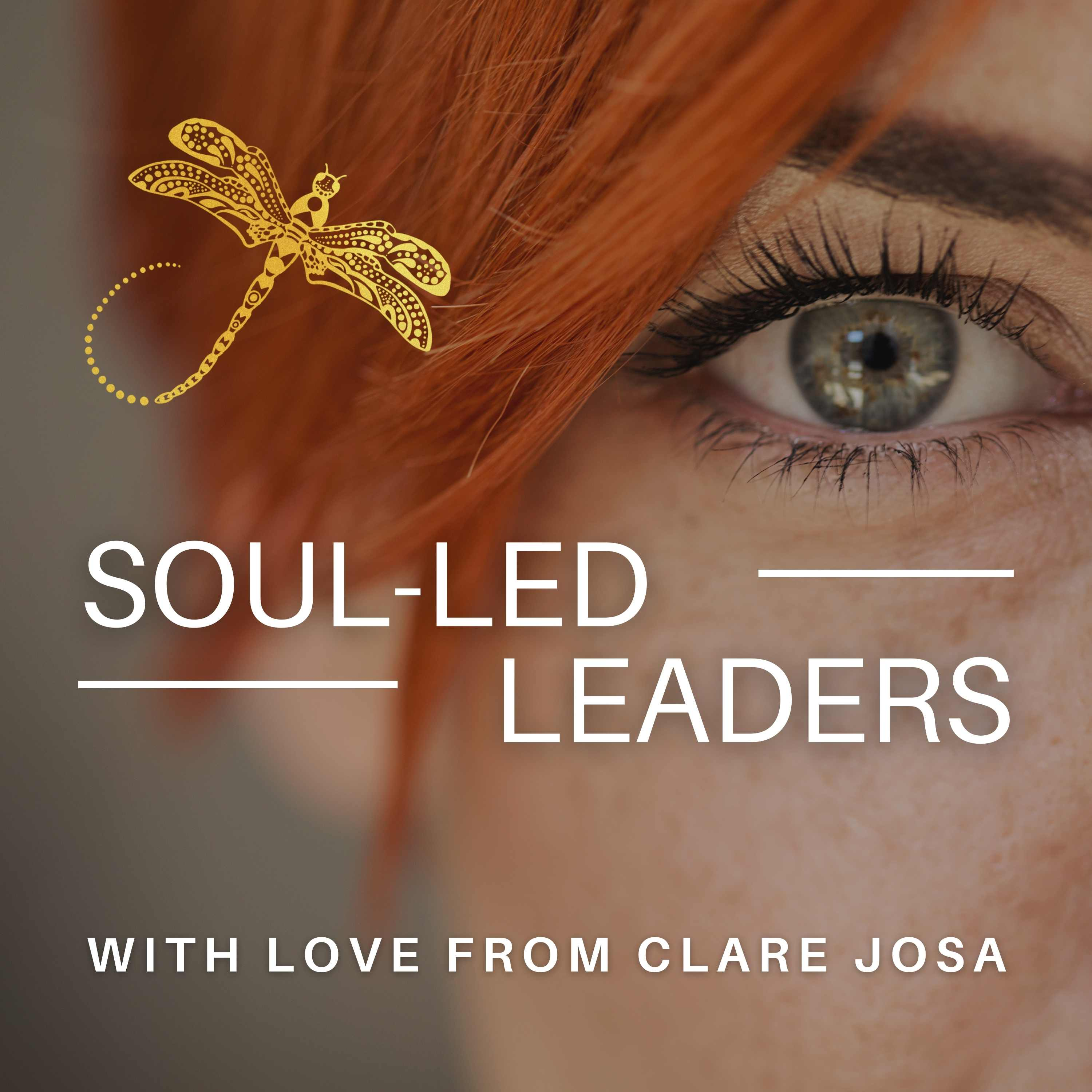 Artwork for podcast Soul Led Leaders With Clare Josa