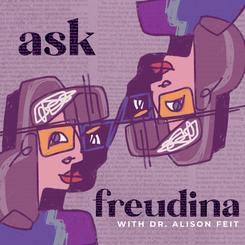 Artwork for podcast Ask Freudina