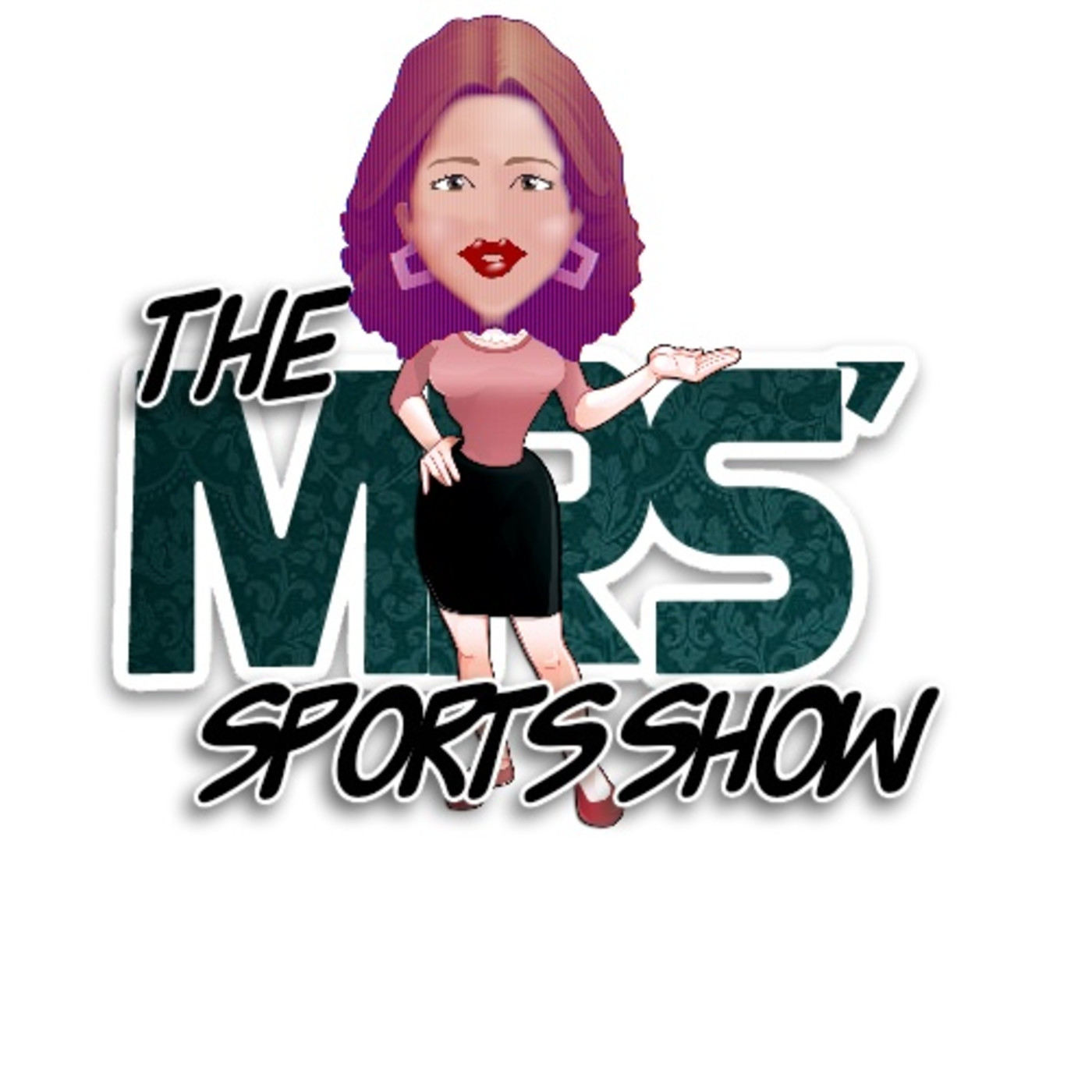Show artwork for The Mrs' Sports Show