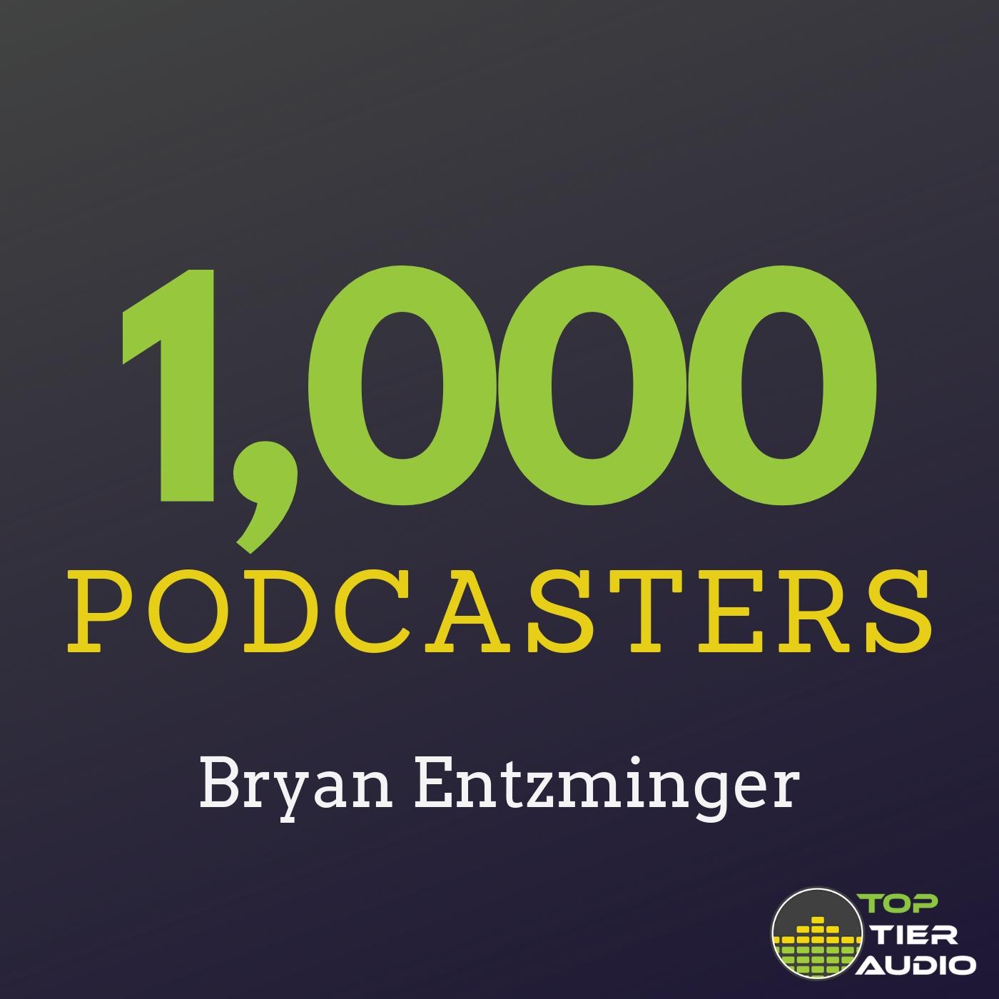 Artwork for podcast 1000 Podcasters
